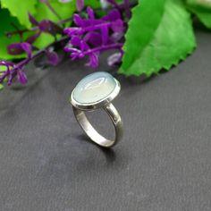 Natural Tourmaline Gemstone Bezel Style 925 Sterling Silver Ring 6.5US
