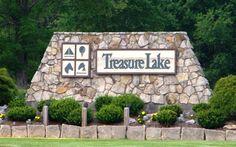 Treasure Lake, DuBois, PA