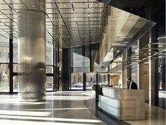 corporate lobby design - Google Search