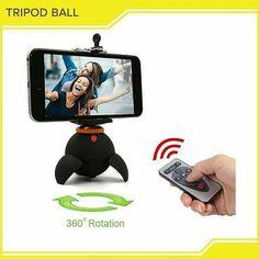 Tripod Ball Kode: TRP1021-TRP1022  Fitur : Sistem yang didukung: ISO 5.0 atau lebih diperbaruiSamsung Android 2.3.6 atau lebih diperbaruiBluetooth 3.0/4.0 Bluetooth 3.0 / 4.0konsumsi daya yang rendahkecepatan tinggi tanpa penundaan kepala Panorama terhubung ke remote control infra merah jarak efisien adalah 5 meter Kepala Panorama memiliki baterai lithium waktu kontinu kerja lebih dari 3 jam ( terisi penuh ) Fungsi utama : kepala panorama jauh untuk selfie menembak Remote control memiliki…