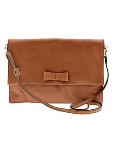 hilary clutch / banana republic