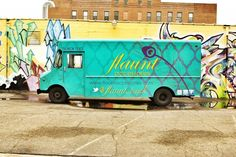 It was only a matter of time. First food trucks, now fashion trucks...On the Road with Flaunt Accessories