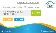 2067 WINDWARD CIRCLE, WESTON FL 33326