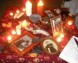 Setting Up Your Samhain Altar (suggests using dark bread for your altar ~ I like that idea!)