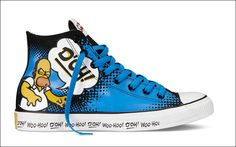 3af9303d1ab6ef What about getting the new The Simpsons Chuck Taylor All Stars  They are  currently available in the USA for less than So be the first to get your  Sneakers ...