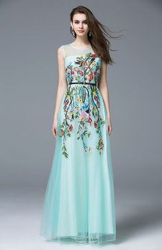 Get an pretty look in this beautiful multi printed embroidered gown, for more detail just click on this link http://www.zipker.com/catalog/product/view/_ignore_category/1/id/165671/s/thankar-sky-blue-multi-net-embroidered-gown.