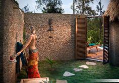 37+ Beautiful outdoor shower ideas