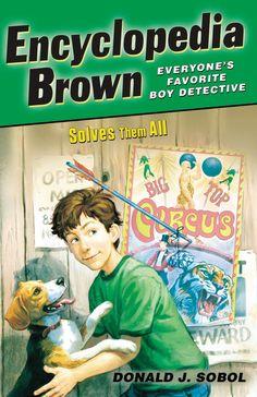 Encyclopedia Brown Solves Them All (Encyclopedia Brown)