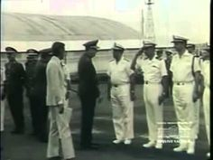 Presidentes do Brasil - Posse do Presidente Emílio G. Médici 1969