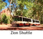 The Shuttle - Zion National Park