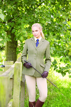 Our Foxbury Tweed Show Jackiet is styled in an exclusive Equetech® tweed show jacket in an olive green tweed with subtle brown and green over checks. Features flap pockets with concealed zip pockets, rich gold Equetech® jacquard lining, self fabric collar and pocket jets and double back vents. #tweedjacket #tweedshowjackets #showhorses #showcobs #showhunters Show Jackets, Riding Jacket, Equestrian Outfits, Tweed Jacket, Show Horses, Dressage, Jets, Olive Green, Pockets