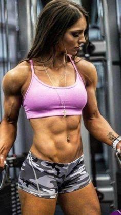 Natalia Trukhina | Musclebodybuilders | Pinterest