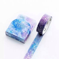 9 Rolls Food Truck Fun Washi Tape Tube Papercraft Planner Supply DIY Craft Pizza