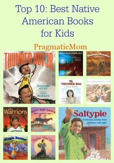 Top 10: Best First Nations Books for Kids #NativeAmerican #picturebooks #diversity