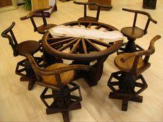 Set ruota antico