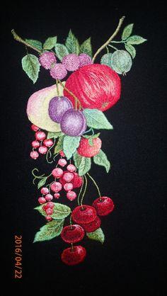 Gallery.ru / Фото #74 - Моя вышивка гладью РУЧНАЯ РАБОТА - Kemerovo