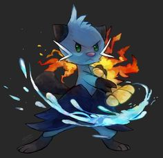 Dewott by nightsanghaw on DeviantArt