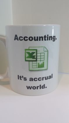 Humorous Mug - Accounting by GingerPatchCrafts on Etsy https://www.etsy.com/listing/207394640/humorous-mug-accounting