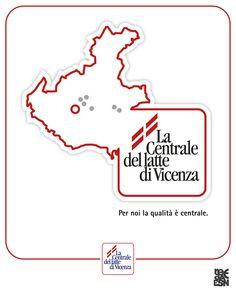 Centrale del latte di Vicenza #logo restyling - 2010