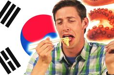 Americans Taste Test Exotic Asian Food