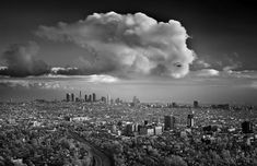 Mitch Dobrowner, Big Cloud, Los Angeles, California