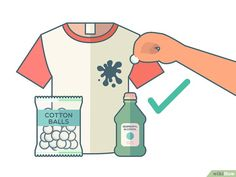How To Get Pen Out Of Clothing Stains Clothes Hacks Diy