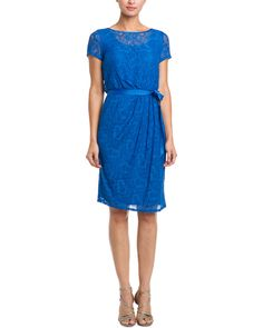 Spotted this Adrianna Papell Baltic Lace Dress on Rue La La. Shop (quickly!).