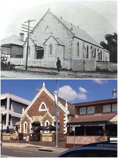 Penrith Methodist Church 1936>King Henry's Court Restaurant 2016. Henry Street. [Penrith Council>Phil Harvey. By Phil Harvey]
