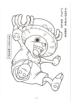 100 Meilleures Images Du Tableau Coloriage One Piece En 2019