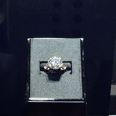 Eleanor Roosevelt engagement ring at the FDR Presidential Library