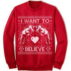 Unicorn Ugly Christmas Sweater. – Merry Christmas Sweaters