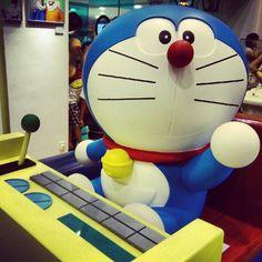 #doraemon  #cat  #機械貓 #hongkong  #harbourcity - @cyseva- #webstagram