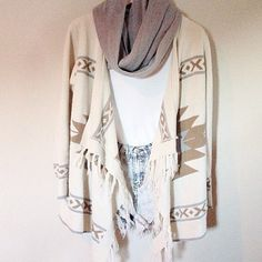 Some weekend outfit inspo! #OOTD #SweaterWeather #Boho