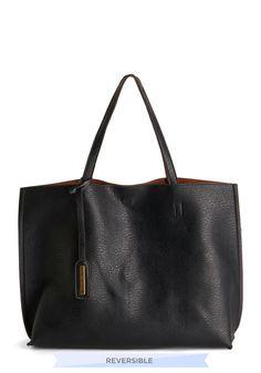 Two-Tone to Tango Bag in Black   Mod Retro Vintage Bags   ModCloth.com