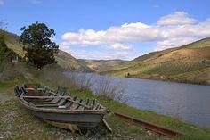 Trilho na Linha do Douro Barca d'Alva - Pocinho, o que visitar no Douro, Trilhos no Douro, onde dormir em Barca d'Alva, mapa, roteiros