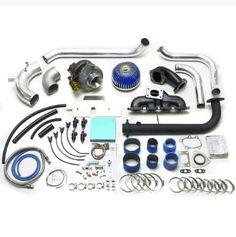 06-10 Honda Civic Si Greddy Turbo Kit