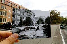 University of Florida...'Then and Now pictures'...