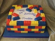 Lego cake inspiration