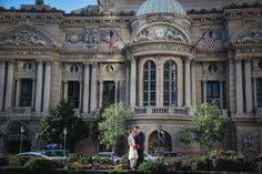 Paris Las Vegas Wedding Photo By Chapel Of The Flowers Offering Strip