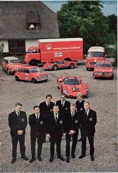 Racing Team Holland, Porsche, BMW, BMC, Citroen