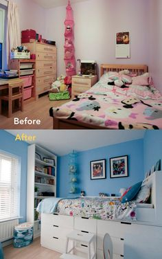 IKEAhackers book Who's behind this amazing cabin bed is part of Cabin bed - IKEAhackers book Who's behind this amazing cabin bed NordliIkea Nursery Ikea Hack Bedroom, Ikea Bed Hack, Childrens Cabin Beds, Mid Sleeper Bed, Best Ikea, Small Space Storage, Kabine, Crib Bedding, Bedding Decor