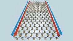 Estaneno, el nuevo material conductor que podría desbancar al grafeno