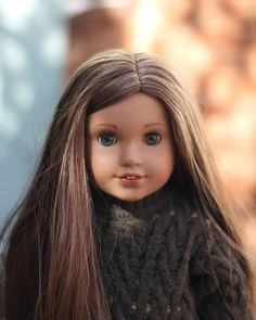 Girl dolls, my american girl doll, american girl clothes, custom dolls, l. Custom American Girl Dolls, American Girl Doll Pictures, American Girl Diy, American Doll Clothes, American Dolls, Custom Dolls, Girl Pictures, Poupées Our Generation, American Girl Hairstyles