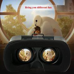 3701e51d57ba 3D VIRTUAL REALITY GLASSES FOR 4.5~6.0 PHONE