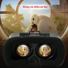 3D VIRTUAL REALITY GLASSES FOR 4.5~6.0 PHONE