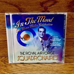 CD In The Mood The Royal Air force Squadronaires Glen Miller Celebration solomon Glen Miller, The Glenn, Cds For Sale, Royal Air Force, Solomon, My Ebay, Celebration, Mood, American