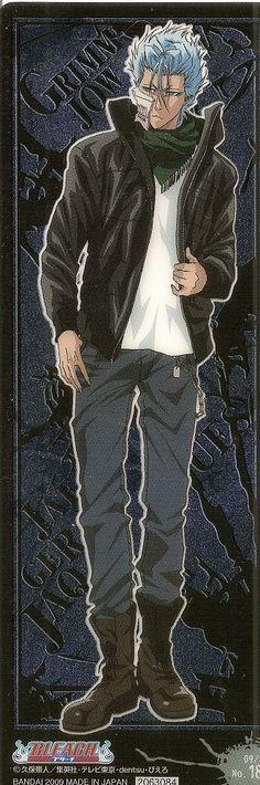 Jaegerjaquez Grimmjow• Bleach ( ブリーチ )