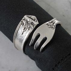 Circa Fork Napkin Ring