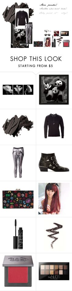 """""""For Sofia (friend) - Sofia's ideal wardrobe by me: #66: Drawstring hoody"""" by sarah-m-smith ❤ liked on Polyvore featuring Bobbi Brown Cosmetics, Christian Dior, Les Chiffoniers, Chloé, Charlotte Olympia, Clair Beauty, NARS Cosmetics, NYX, Urban Decay and Maybelline"""