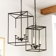 Hadley 4-Light Pendant Chandelier | Ballard Designs